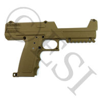 #01 Receiver - Right Side - Coyote Brown [TPX Pistol Paintball Gun] TA20207
