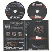 DVD - 300 Feed Per Second and Euro Tour