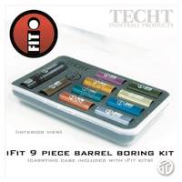 iFit Adapter and Barrel 9 Piece [TPX]