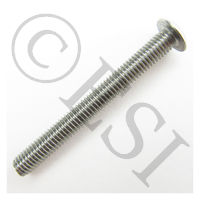 Screw - Hex - Button - SS 10-32
