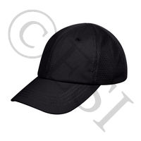 Operator Adjustable Tactical Cap with Mesh Back