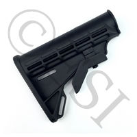 #21 Collapsible Butt Stock Complete [M4 Carbine Lower Receiver Assembly] TA50220