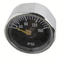 Micro Gauge 0-160psi - 1/8th Inch NPT Post Mount