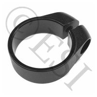 #05 Feed Neck Clamping Collar - Black [Opus Rental .50 Cal] 16084