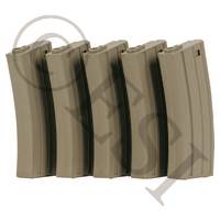 Thermold Mid-Cap - 5 Pack