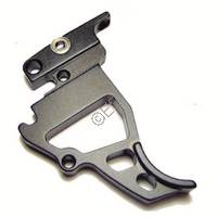 Cutout Bearing Trigger - Black [X7, A5 H.E. Grip]