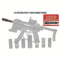 Tactical Barrel - 3 Inches Long  [A5 Threads]