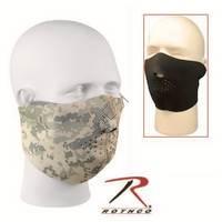 Neoprene Face Mask - Reversible