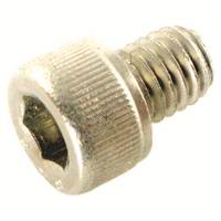 Screw - Hex - Cap - 1/4 Inch - Stainless Steel