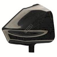 #01 Nose Cone Body Front - Black - 200 Balls [Prophecy] 36001