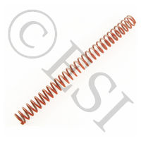 Hammer Spring - Medium - Red [Piranha] 10350