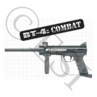 BT-4 Combat Paintball Gun