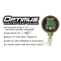 Optimus Digital Testing Gauge - Low Pressure 0 to 300psi