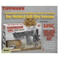 TiPX Deluxe Gun Package