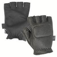 Half Finger Padded Gloves