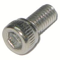 Screw - Hex - Cap - 3/8 Inch - Stainless Steel