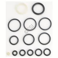 Tech AKA Oring Kit - Regulators [Sidewinder,2-liter,SST]
