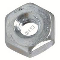 #10 Battery Cover Nut [BT Rip Clip Loader] 38426