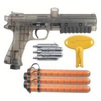ER2 Pump Pistol Ready To Play (RTP) Paintball Gun Kit