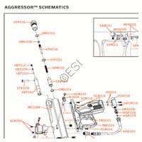 Kingman Spyder Aggressor 2012 Gun Diagram