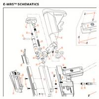 Kingman Spyder MR5 E 2013 Gun Diagram