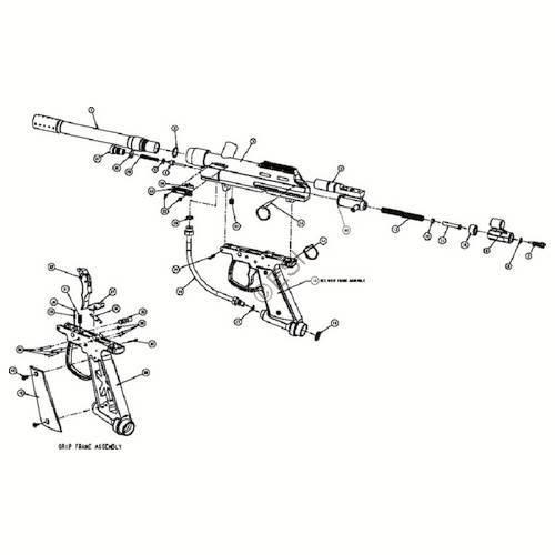 Fantastic Brass Eagle Eradicator Gun Diagram Wiring Digital Resources Instshebarightsorg