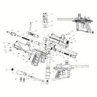 Stryker STR-1 Gun Diagram