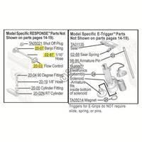 Tippmann 98 Custom Pro Platinum Series Egrip Gun Parts V080616 Diagram