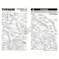 Tippmann Triumph EXT Gun Diagram