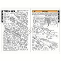 Tippmann X7 Gun Diagram
