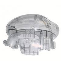 Body Half with Battery Door Lock - Left Side - Smoke [Evlution 3] 135539-000