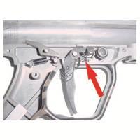 #44 Trigger Spring [Tac 5 Recon M - Camo] 135255-000