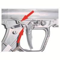 #50 Sear / Sear Stop Knurled Pin [Tac 5 Recon M - Camo] 135252-000
