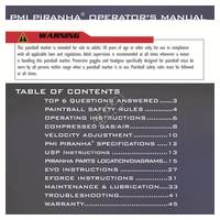 PMI Piranha Gun V5.3 Manual