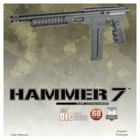 Kingman Spyder Hammer 7 2013 Gun Manual