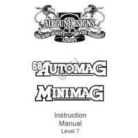 Air Gun Designs Automag Gun Manual