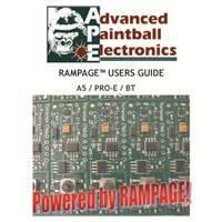 Tippmann A5 APE Rampage Board V2 Manual