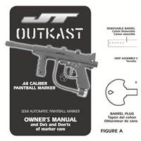 JT USA Outkast Gun Manual