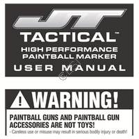 JT USA Tactical Gun Manual