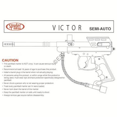 Spyder mr1 manual