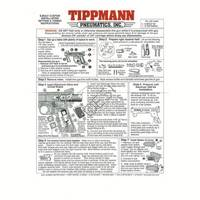 Tippmann 98 Custom Gun E-Bolt Manual