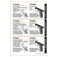 Tippmann A-5 E-Grip Installation Manual