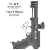 Tippmann SL-68 II Gun - Generation 2 Manual