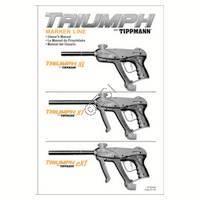 Tippmann Triumph eXT Gun Manual