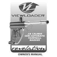 Viewloader Revelation Gun Manual