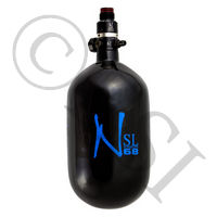 Super Lite Tank / Bottle - 68ci 4500 PSI