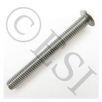 Screw - Hex - Button - SS 10-32