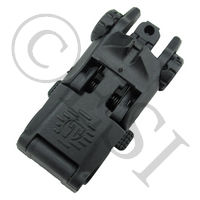 #21 Flip Up Sight Rear [M4 Upper Receiver Assembly] TA50235
