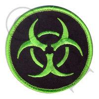 Biohazard Morale Patch