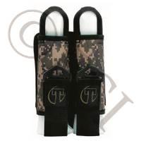 2 Pod Sport Series Harness with Belt (no pods) - Camo